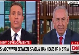 سوال مجری سیانان از نتانیاهو: شما سلاح هسته ای دارید؟