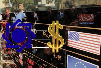 تزریق 385 میلیون دلار اسکناس به بازار ارز تهران + جدول