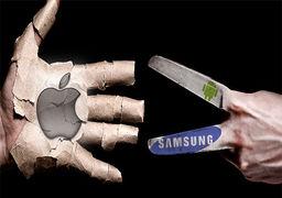 ریشخند سامسونگ به اپل