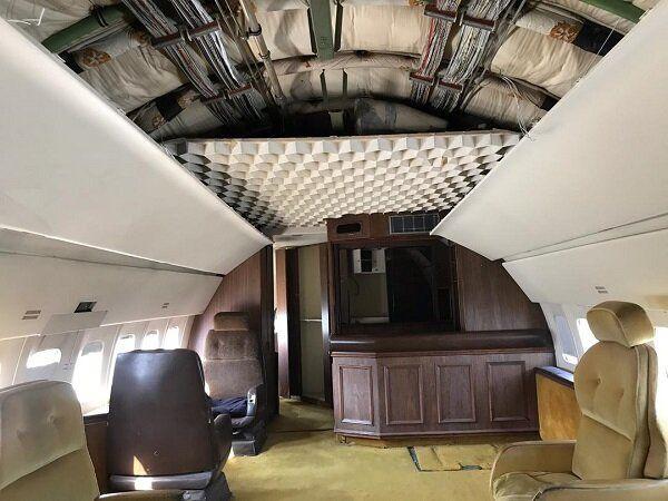 پارکینگ هواپیماها در تهران، موزه میشود