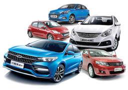 سبقت خودروهای چینی از ایرانی