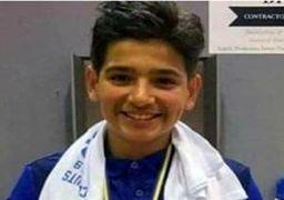 فوتسالیست 14 ساله، جوانترین قربانی کرونا