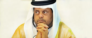 آرزو دارم علی کریمی در امارات باشد