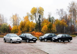 قیمت برخی خودروهای داخلی مدل 96  + جدول