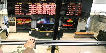 بورس غوطه ور در رکود