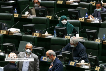 جولان کرونا بار دیگر در مجلس