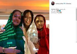 واکنش هنرمندان به برد تاریخی تیم ملی در جامجهانی/ از مهناز افشار تا باران کوثری