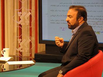 انتقاد مرتضی حیدری از مجریان مصاحبه های روحانی