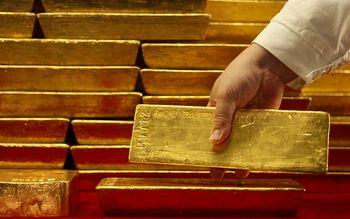 رشد هفتگی طلا علیرغم افت در آخرین روز/ هر اونس 1098 دلار