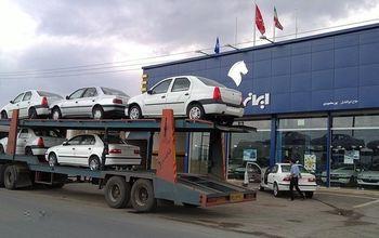 تعلیق چند نمایندگی متخلف ایران خودرو