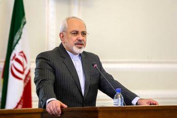 واکنش توییتری ظریف به دستور ممنوعیت ورود ایرانیان
