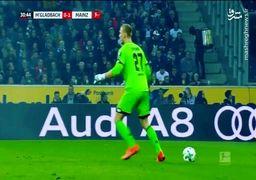 اشتباهات عجیب دروازه بانان در تاریخ فوتبال جهان /  فیلم