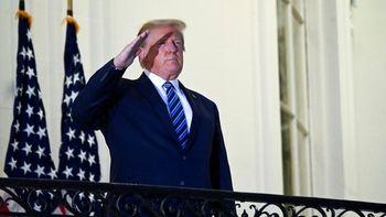 ابتلای ترامپ به کرونا یک نمایش بود؟