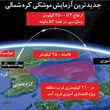 برد موشک جدید کره شمالی به آمریکا می رسد