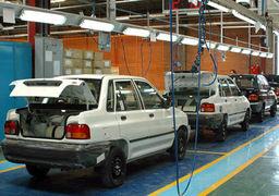 سقوط تیراژ تولید خودروهای دوگانه سوز