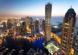 پایان دلبری تجاری دوبی از ایران