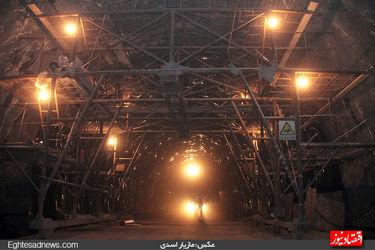 روند ساخت آزادراه تهران-شمال به روایت تصویر