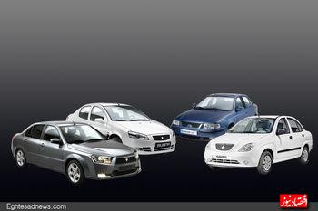 آخرین تحولات بازار خودروی تهران؛ سمند یک میلیون تومان ارزان شد+جدول قیمت