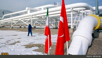 خیز ترکیه برای اصلاح روابط گازی با ایران