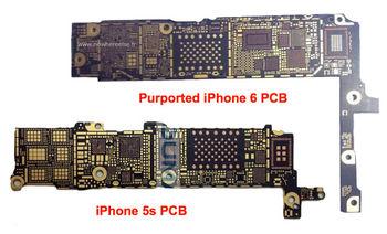 آیفون 6 به NFC نیز مجهز است