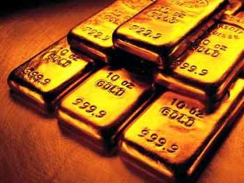طلا برای اولین بار در 9 هفته اخیر  به بالای 1100 دلار رسید