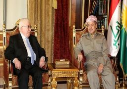 موافقت بارزانی با لغو نتیجه همه پرسی استقلال کردستان عراق