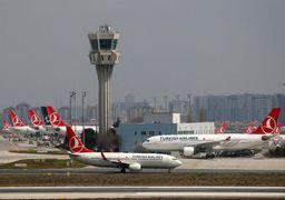 فرودگاه آتاتورک استانبول ۱۲ ساعت تعطیل شد