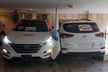 توسان ٢٠١٦ نیوفیس به تهران رسید