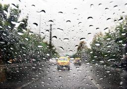 سامانه جدید بارشی یکشنبه وارد کشور میشود +فیلم