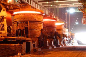 ایران، پانزدهمین تولیدکننده فولاد در 5 ماه نخست 2014