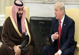 ترامپ به بنسلمان: عملیات نظامی هزینه دارد پول بدهید