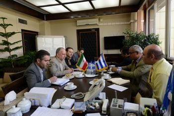 رایزنی های دوجانبه ایران و کوبا برای گسترش ICT