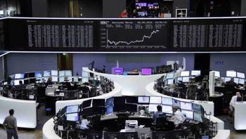دومین روز متوالی ریزش بازار سهام اروپا