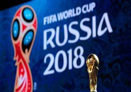 مناقشه اوکراین با روسیه به فوتبال کشیده شد