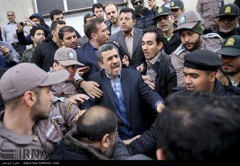 محمود احمدینژاد عصبانی شده است