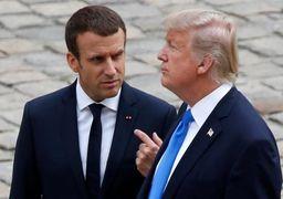 واکنش کنایهآمیز ترامپ به اعتراضات فرانسه
