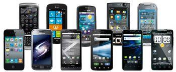 75 درصد گوشی های بالای 500 هزار تومان قاچاق است