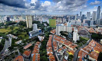ثبت رکورد 10 ماهه فروش مسکن در سنگاپور
