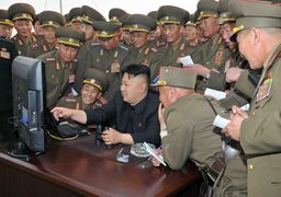 آمادگی برای جنگ در کره شمالی
