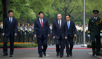 پکن و مسکو به دنبال انعقاد تفاهم نامه همکاری های نظامی و امنیتی با تهران