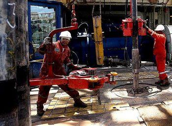 رشد تولید نفت ایران