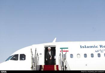 بازگشت پیشازموعد روحانی برای حضور در مراسم انتقال پیکر جانباختگان منا