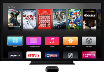 Apple TV جدید بدون فناوری 4K