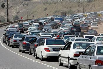 وضعیت راهها پس از تعطیلات/ممنوعیت تردد در 4محور