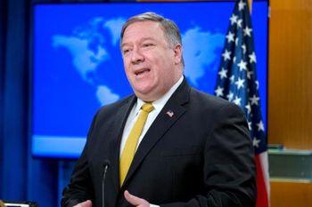 پمپئو: تلاشهای دیپلماتیک و تجاری علیه ایران را دوچندان میکنیم