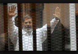 پیکر محمد مرسی در شرق قاهره به خاک سپرده شد