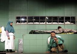 روایتی از حضور الناز شاکردوست در غسالخانه + عکس