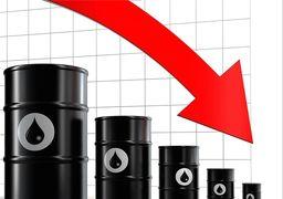 سقوط قیمت نفت به کمترین میزان در 7 ماه گذشته