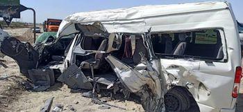 اسامی مصدومان حادثه تصادف نمایندگان مجلس و منطقه آزاد در چابهار