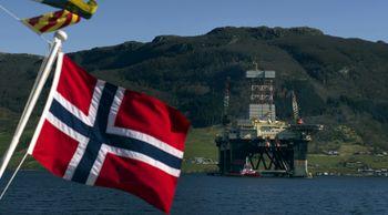 کاهش سرمایهگذاری شرکتهای نفتی نروژ